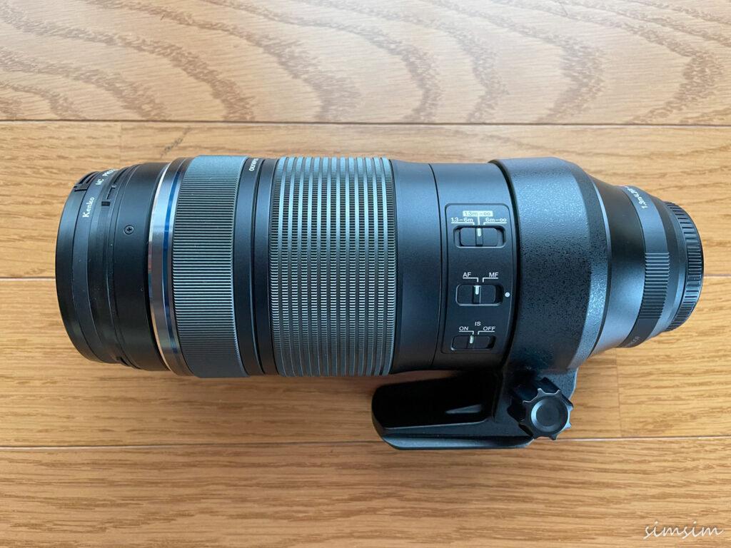 M.ZUIKO DIGITAL ED 100-400mm F5.0-6.3 IS